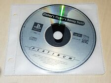 Disney's Tigger's Honey Hunt Game Disc Only PS1 Playstation 1 Game Uk Pal
