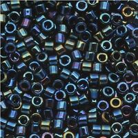 Miyuki Delica Seed Beads Size 11/0 Blue Iris 7.2g-Tube (DB002)
