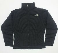 The North Face 550 Goose Down Black Jacket Women's Size S/P