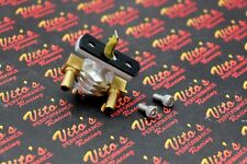 Vito's PINGLE PETCOCK dual feed high flow Yamaha Banshee fuel gas tank switch