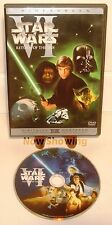 Star Wars: Episode VI - Return of the Jedi (DVD, 2004) Widescreen