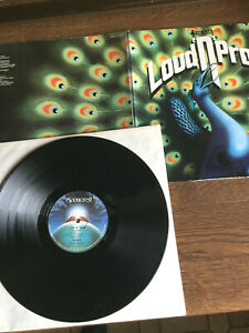 Vinylscheibe: Nazareth-Loud'n' Proud     -Mooncrest-