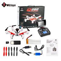 Wltoys Q282-G RC Airplane Drone Hexacopter w/ 2.0MP Camera 5.8G FPV RTF 6-Axis