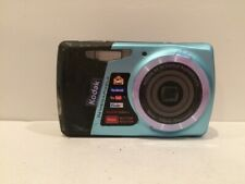 Kodak EasyShare M531 14MP Digital Camera Blue TESTED