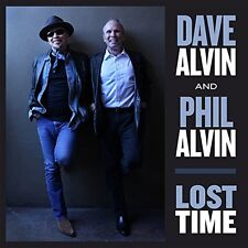 Dave Alvin and Phil Alvin - Lost Time [CD]