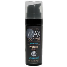 3 MAX CONTROL male sex prolong gel ejaculation delay desensitizing penis sex