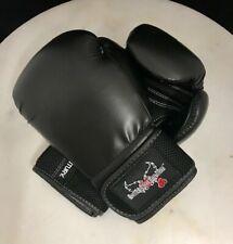 Century Kick Boxing / Mma / Training Gloves 12 Oz. Black Adult Size Unisex Nwt