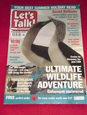 LET'S TALK - DAVID BELLAMY - Aug 2005 # 29