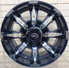 "4 New 17"" Wheels Rims for Chevrolet Silverado 1500 K 1500 C 2500 K 2500 -645"