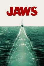Jaws Movie Poster Art Print by Doaly Limited Edition of 150 24x36 Bng Mondo new