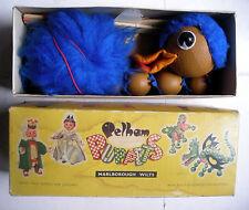 Pelham puppets-rod hull's emu with box