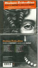 RARE / CD - JEAN LOUIS MURAT & ISABELLE HUPPERT : MADAME DESHOULIERES COMME NEUF