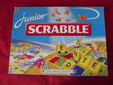 *Junior SCRABBLE * von Mattel, Ausgabe von 2007