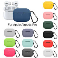 Soft Silicone Cover Ultrathin Case Protective Shell For Apple Airpods Pro