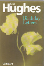 T. Hughes - BIRTHDAY  LETTERS - 2002