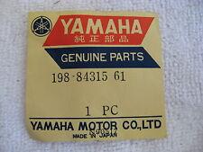 Yamaha OEM NOS headlamp light ring rim 198-84315-61 L5T YG5  #3173