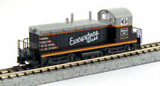 KATO 1764367 N  EMD NW2 CB&Q Chicago Burlington  Quincy #9205 SWITCHER 176-4367