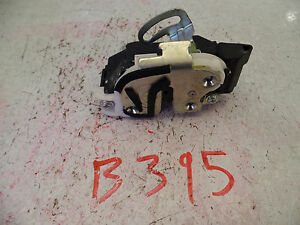 NEW DOOR LATCH LOCK POWER ACTUATOR MITSUBISHI LANCER OEM RH REAR 04 05 06 07