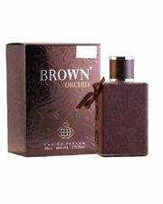 New Brown Orchid Eau De Parfum 80ml By Fragrance World FREE SHIPPING.