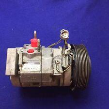 2002 - 2006 TOYOTA CAMRY A/C COMPRESSOR FOR 2.4 LITER 4 CYLINDER ENGINES OEM