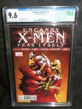 Uncanny X-Men #542 (2011) Greg Land cover Colossus CGC 9.6 A020