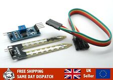 Soil Hygrometer Moisture Sensor for Arduino, Pi.  UK Seller
