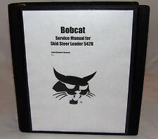 Bobcat 542B    Skid Steer Loader Service Manual