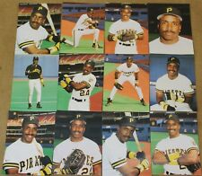 Barry Bonds 1991 Barry Colla Limited Edition Set 1-12 Lot # 7002 of 7500