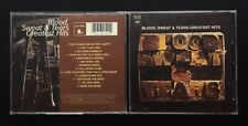 BLOOD SWEAT & TEARS / GREATEST HITS AUDIO DISC / MUSIC CD  NM