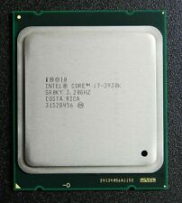 SR0KY Intel Core i7-3930K CPU 6-Cores 12-Threads 3.2GHz 12M Cache 130W LGA 2011
