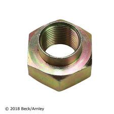Axle Nut Front,Rear Beck/Arnley 103-0521