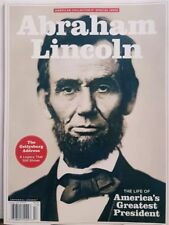 Abraham Lincoln Americas Greatest President Gettysburg Address FREE SHIPPING CB