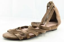 Banana Republic Size 9 M Brown Strappy Leather Women Sandal Shoes