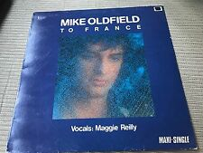 """MIKE OLDFIELD - SPANISH 12"""" MAXI SPAIN VIRGIN 84 TO FRANCE"""