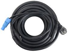 Kombi-Kabel für Stromversorgung Signal in 5m Länge mit passendem Schucko Stecker