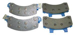 Wagner MX159 MX7070ER PowerMax Semi-Metallic Disc Brake Pads - Made in USA