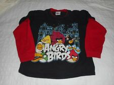 Angry Birds Long Sleeve T-shirt - size medium
