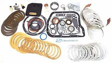 98-99 DODGE TRUCK A618 A518 Transmission Rebuild Kit w/ Electronics 47RE 46RE