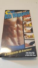 Beach Body: Ab Ripper 200 - Brand New, Sealed Vhs Tape Exercise Workout