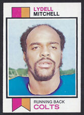 1973 Topps #56 LYDELL MITCHELL Baltimore Colts ROOKIE CARD