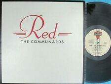Communards ORIG OZ LP Red NM '87 Bronski Beat London 8280661 Dance Pop