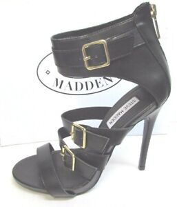 Steve Madden Size 7 Black Heels New Womens Shoes