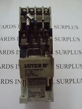 Sprecher + Schuh Motor Starter CA3-16C Contactor Coil W/ Contact CA3-P LDS10-24
