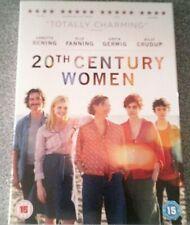 20TH CENTURY WOMEN*DVD*ANNETTE BENING*ELLE FANNING*DRAMA*NEW*SEALED