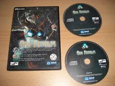 ARX FATALIS Pc Cd Rom nm RARE RPG FAST POST