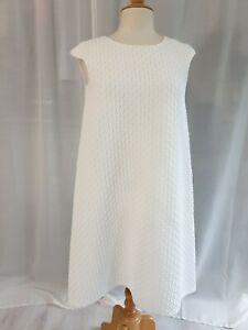 Hoobs White Dress Size 8