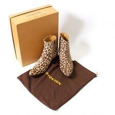 STOKTON Unborn Carf Boots Size 37.5(K-39822)