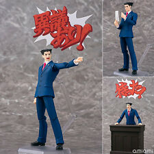 Phat Figma SP 084 Ace Attorney Gyakuten Saiban Action Figure Phoenix Wright