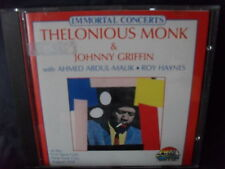 Thelonious Monk & Johnny Griffin with Ahmed Abdul-Malik and Roy Haynes