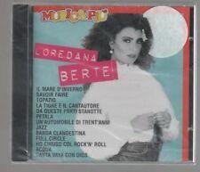 LOREDANA BERTE'  MUSICA PIU'  CD F.C. SIGILLATO!!!